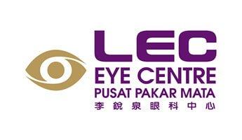 LEC Eye Centre Sdn. Bhd. Logo